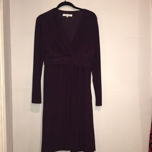 Deep Plum  dress size 14